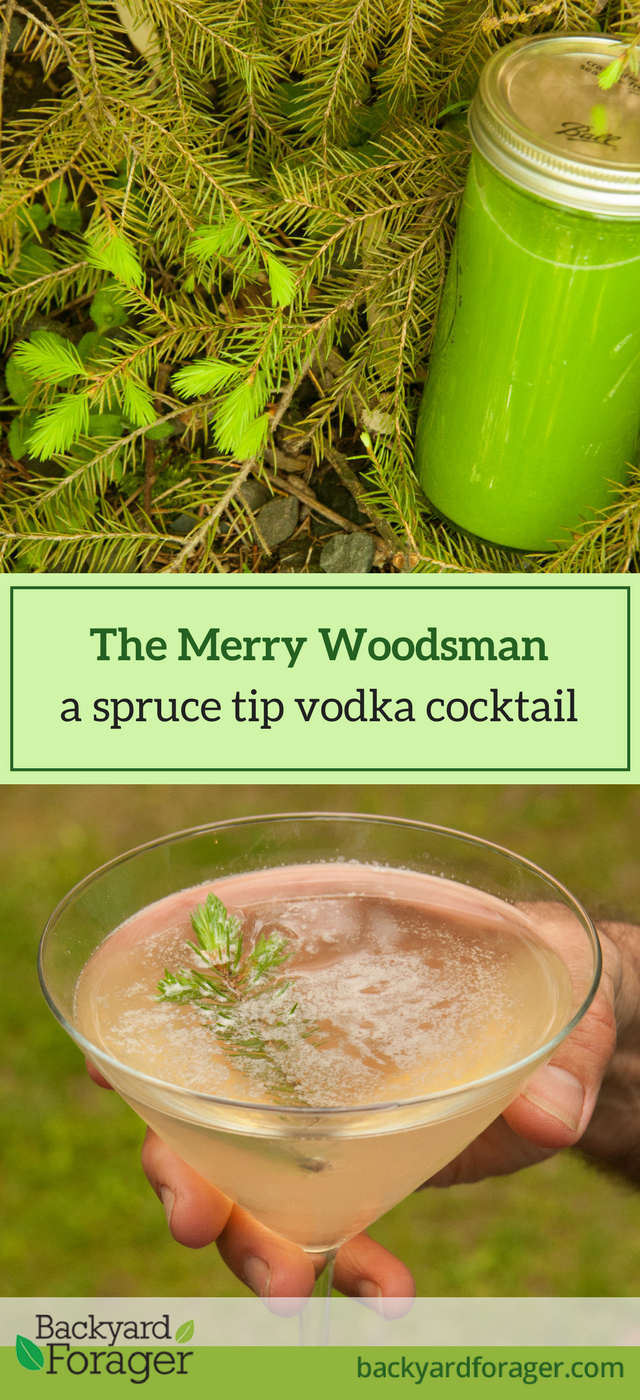 Merry Woodsman Cocktail