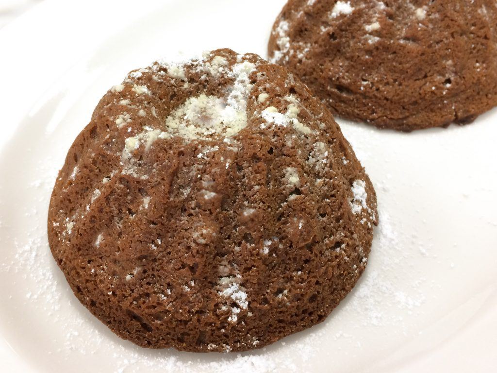 acorn Bundt cake
